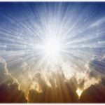 God's shining glory